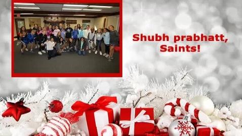 Thumbnail for entry Saints @ 8, Monday, December 10, 2018