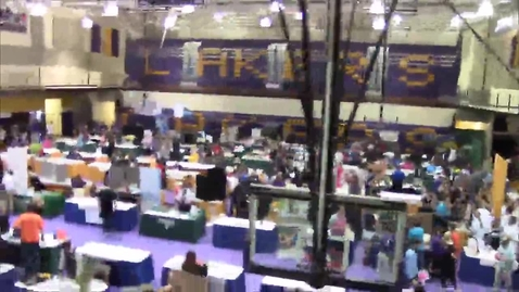 Thumbnail for entry KLAK- Career Fair 2015