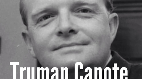Thumbnail for entry Truman Capote iMovie