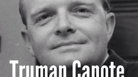Thumbnail for entry Truman Capote iMovie