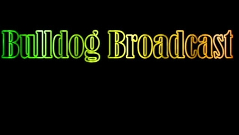 Thumbnail for entry Bulldog Broadcast 9/12/14