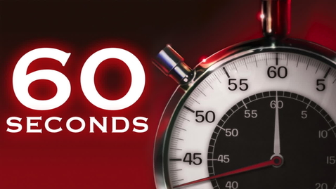 Thumbnail for entry 60 Seconds