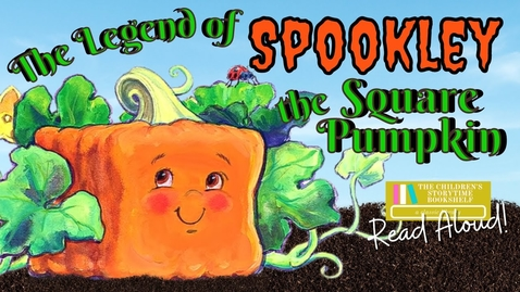 Thumbnail for entry The Legend of Spookley the Square Pumpkin - Autumn Read Aloud Books for Halloween - Bedtime Stories