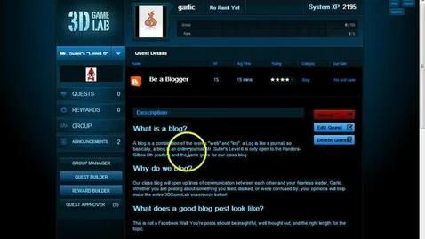 Thumbnail for entry Kidblog URLS