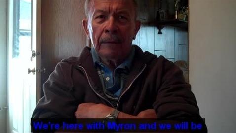 Thumbnail for entry Korean War-Myron