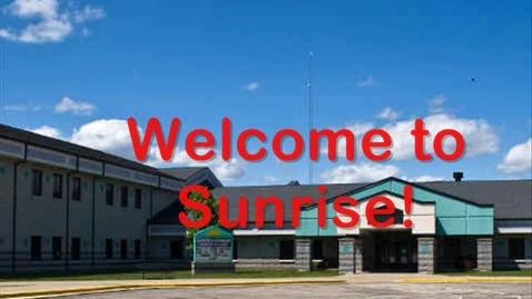 Thumbnail for entry Sunrise Subs