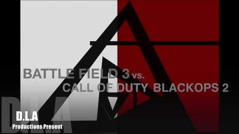 Thumbnail for entry BF3 vs. COD: Which Game Is The Best?