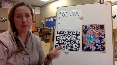 Thumbnail for entry Thursday Activity Time - Watercolor Pictures