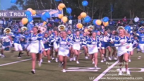 Thumbnail for entry Fall Sports Video Tease