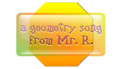 Thumbnail for entry Geometry Song + lyrics