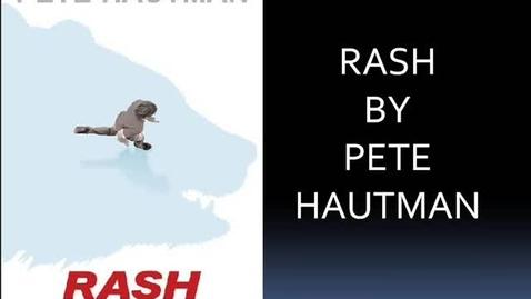 Thumbnail for entry Rash Book Trailer
