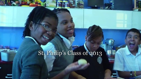 Thumbnail for entry St. Philip's Class of 2013