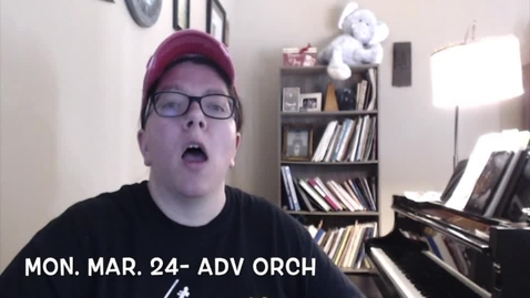 Thumbnail for entry Adv Orch 3-23 Viola Instructional Video