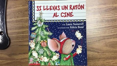 Thumbnail for entry Lectura - Si llevas un ratón al cine - jueves 12/17