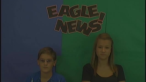 Thumbnail for entry Eagle News Episode 8 August 25, 2014