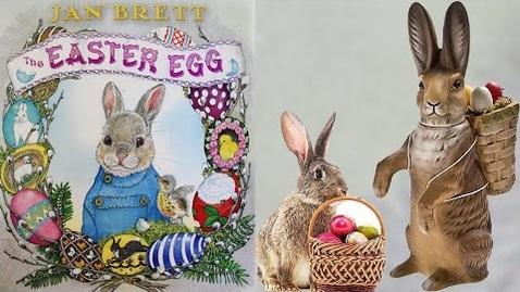 Thumbnail for entry The Easter Egg - Easter chick story - Easter books read aloud - Easter story for preschool