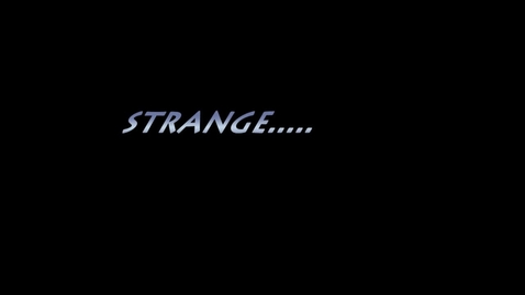 Thumbnail for entry The Strange New Neighbor - WSCN Short Film 2014-2015