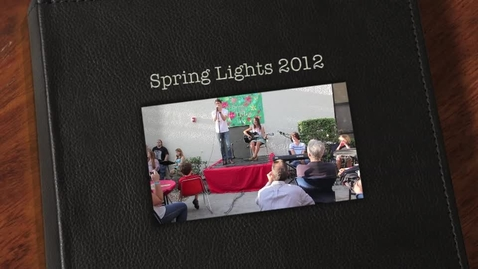 Thumbnail for entry Spring Lights Feature