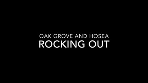 Thumbnail for entry Hosea and Oak Grove Cha Cha
