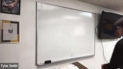 Thumbnail for entry Algebra 1 Class 1/19/21