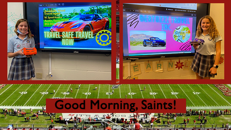 Thumbnail for entry Saints @ 8 - January 28, 2021