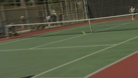 Thumbnail for entry GHCHS Girls Tennis vs Palisades HS 11-7-11