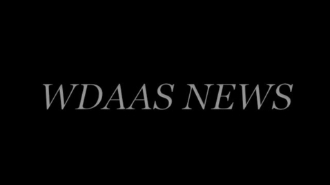 Thumbnail for entry DAAS News Broadcast 12-3-09