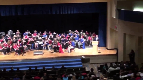Thumbnail for entry 2016 WHS/BNHS Veterans Day Assembly