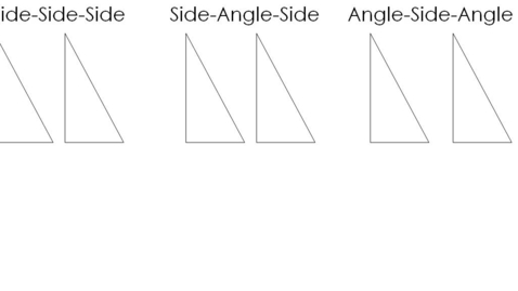 Thumbnail for entry Congruent Triangles