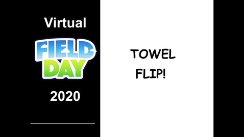 Thumbnail for entry Towel Flip