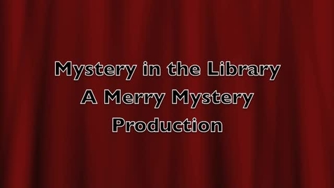 Thumbnail for entry Mystery in the Library