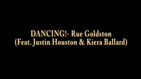Thumbnail for entry Dancing Machine- Rue Goldston (Featuring- Justin Houston Kiera Ballard)