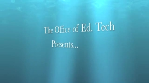 Thumbnail for entry Title IID Principal's Reflections