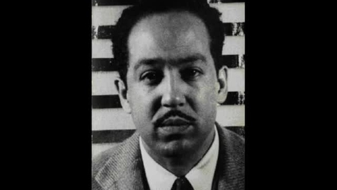 Thumbnail for entry Langston Hughes Documentary