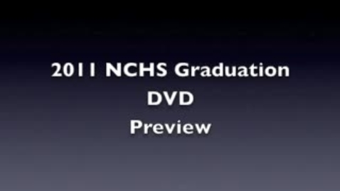 Thumbnail for entry New Caney Class of 2011