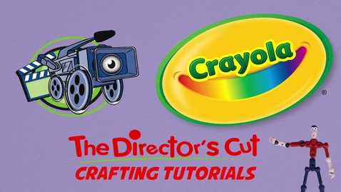 Thumbnail for entry CRAYOLA FLAT ANIMATION