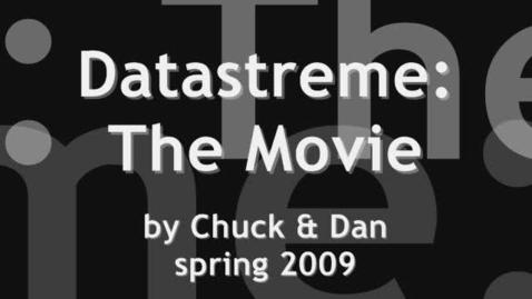 Thumbnail for entry DataStreme
