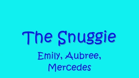 Thumbnail for entry Snuggie