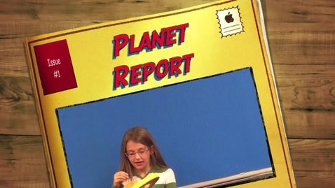 Thumbnail for entry Abby''s Planet Report