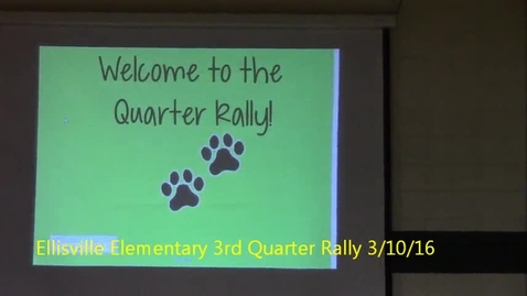 Thumbnail for entry 3rd Quarter Rally 2016