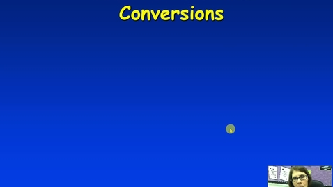 Thumbnail for entry Unit 3 Particles to Volume Conversions