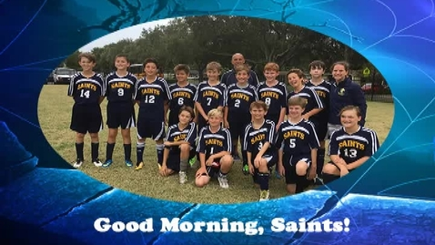 Thumbnail for entry Saints@ 8, October 24, 2017