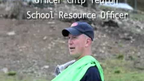 Thumbnail for entry SCHOOL RESOURCE OFFICER CHIP YEATON