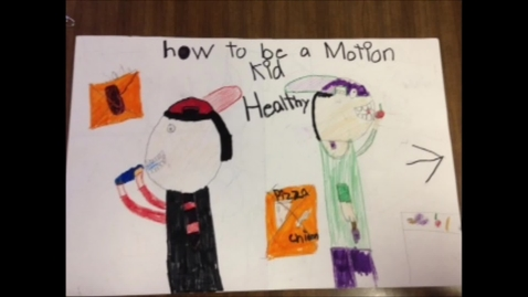 Thumbnail for entry How To Be A Motion Kid