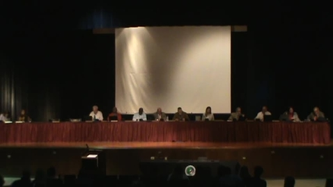 Thumbnail for entry CASD School Board Meeting 10-22-19 p1