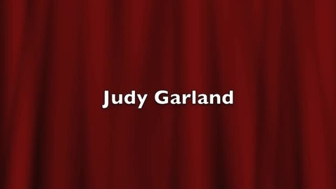 Thumbnail for entry skyler judy garland project