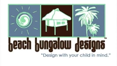 Thumbnail for entry Fashion - Beach Bungalow Design