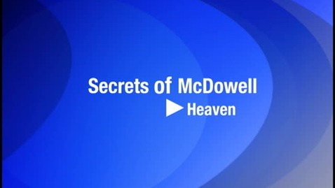 Thumbnail for entry Secrets of McDowell