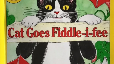 Thumbnail for entry Cat a Goes Fiddle-i-fee by Paul Galdone
