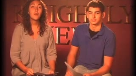 Thumbnail for entry Knightly News 2010: Episode 7